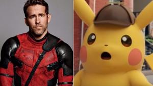"""Com Ryan Reynolds, """"Detective Pikachu"""" vai estrear em maio de 2019"""