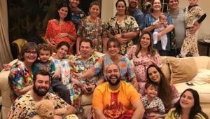 Silvio Santos ganha festa do pijama para celebrar seus 87 anos