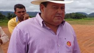 Empresário no ramo de táxi aéreo é suspeito de ser o mandante do assassinato de prefeito de Colniza