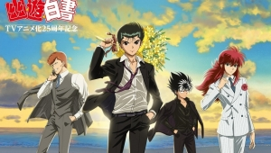 Yu Yu Hakusho ganhará episódio inédito para comemorar 25 anos