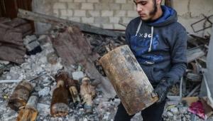 Ataque com gás atinge 21 pessoas perto de Damasco