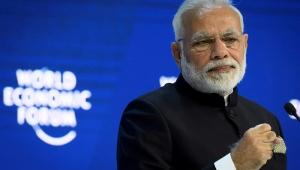 """Na abertura de Davos, premiê indiano afirma que """"globalização está perdendo seu brilho"""""""