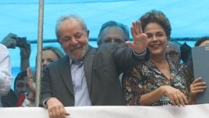 """""""Inventaram uma doença que se chamava PT, Dilma e esquerda"""", diz Lula"""