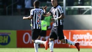 Atlético-MG faz três em menos de 20 minutos e ganha pela primeira vez no Mineiro