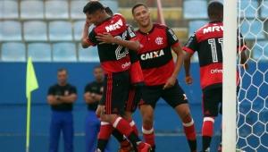 Flamengo bate Audax e pode reeditar quartas de final com o Corinthians na Copinha