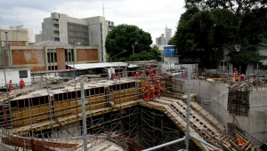 Estação Higienópolis-Mackenzie será inaugurada na próxima semana