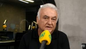 """Paulo Garcia promete vetar irmão agente se assumir Corinthians: """"nepotismo"""""""