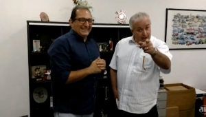 Roberto de Andrade, corinthians,