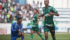 Palmeiras derrota Vasco e está nas quartas de final da Copa São Paulo