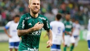 Lucas Lima marca e Palmeiras estreia com vitória no Paulistão