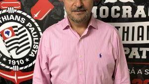 """Para Tuma, Odebrecht deve danos materiais e morais ao Corinthians: """"é uma questão de polícia"""""""