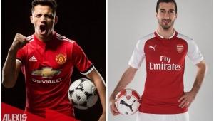 Manchester United acerta com Alexis Sánchez e cede Mkhitaryan ao Arsenal