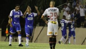 Sem entrosamento, São Paulo perde para o São Bento na estreia do Paulistão