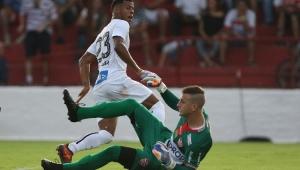 Arthur Gomes faz dois, Santos bate o Linense e estreia com vitória no Paulistão