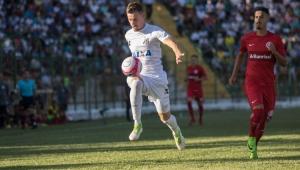 Inter goleia o Santos e pegará o São Paulo na semifinal da Copa São Paulo