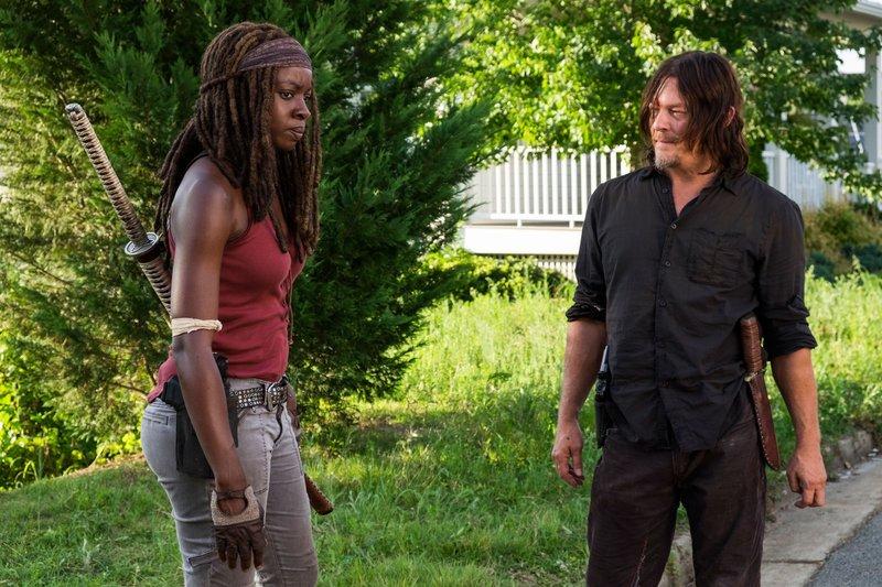 The Walking Dead nona temporada