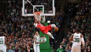 Com 45 pontos de Anthony Davis, Pelicans supera Celtics na prorrogação
