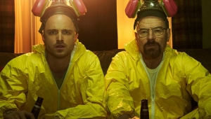 "Bryan Cranston e Aaron Paul comemoram 10 anos da estreia de ""Breaking Bad"""