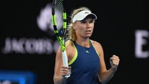 Wozniacki supera Suárez Navarro e está nas semifinais do Aberto da Austrália