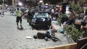 Motorista que atropelou 17 em Copacabana não estava alcoolizado, diz laudo