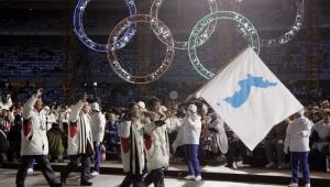 Coreias decidem desfilar juntas na abertura dos Jogos Olímpicos de Inverno