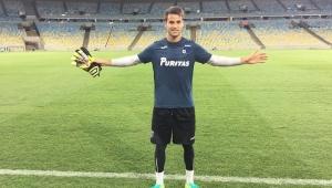 Fluminense anuncia contratação do goleiro uruguaio De Amores