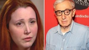Em entrevista, filha de Woody Allen confirma abuso que sofreu do pai aos 7 anos