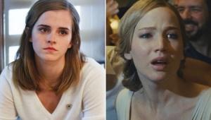 Emma Watson e Jennifer Lawrence são indicadas ao Framboesa de Ouro 2018