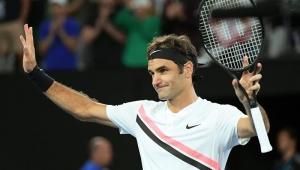 Federer arrasa e Djokovic e Wawrinka voltam ao circuito com vitória