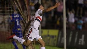 São Paulo derrota o Cruzeiro e avança às quartas de final da Copa SP