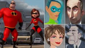 """""""Os Incríveis 2"""" ganha novos personagens e atores no elenco"""