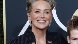 """Sharon Stone ri ao falar sobre assédio em Hollywood: """"já vi de tudo"""""""