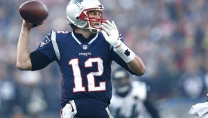 Tom Brady comanda virada e coloca New England Patriots novamente no Super Bowl