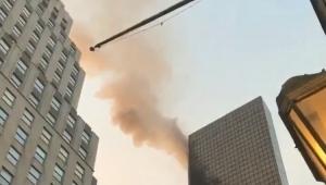 Incêndio na Trump Tower em Nova York deixa três feridos