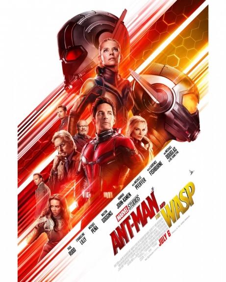 Trailer Final - Homem-Formiga e a Vespa em julho nos cinemas